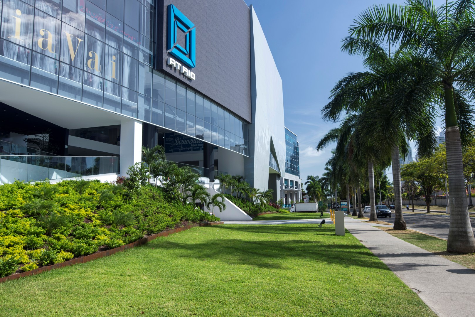 Atrio Mall, Costa del Este,  Panamá.