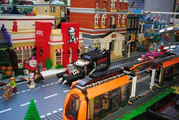 Diversión con Ciudad Lego