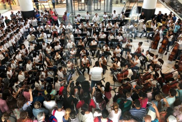 Red Nacional de Orquestas y Coros Infantiles y Juveniles de Panamá