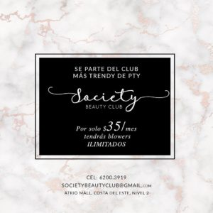 Ya Abrió Society Beauty Club